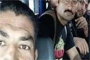 peshawar police  squad   selfie   murderer blasphemy accused
