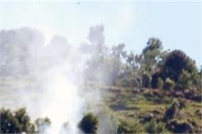 jammu and kashmir pakistan 3 years 8500 times ceasefire violation