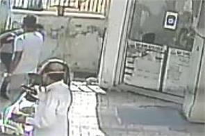 car driver  riding honda activa  beaten  firozpur