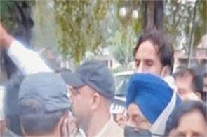 jammu kashmir protests pdp leaders detention