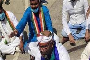 uttar pradesh dalit village president murder congress leader detention