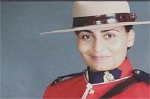 moga canada police officer education paramdeep kaur