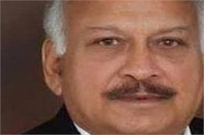 cabinet minister brahma mahindra positive