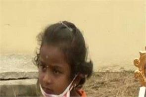 5 year old chennai girl attempts world record by shooting