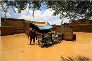 un says tens of thousands affected by floods in sudan