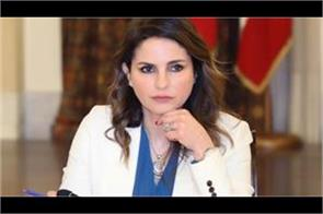 lebanon  s information minister resigns