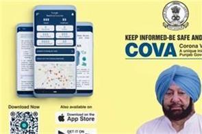 cova app  government  private hospitals