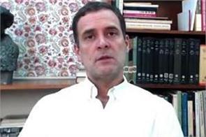 govt has betrayed   corona warriors    rahul gandhi