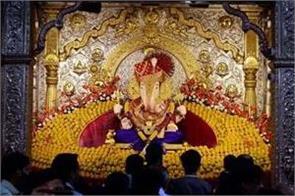 dagdusheth halwai ganpati to hold ganeshotsav within temple premises