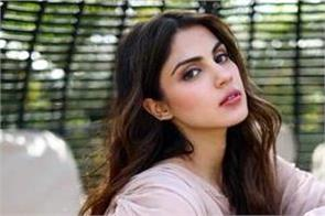 fir registered by the cbi in sushant case also names rhea chakraborty