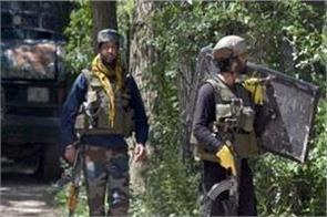 attack on kulgam crpf camp after baramulla 4 martyrs in terrorist attack