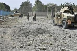 afghan officials  taliban truck bomb  other attacks kill 17
