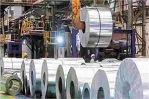india  s crude steel production fell 4 per cent to 84 78 lakh tonnes in august