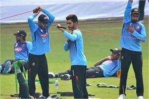corona virus knock in bangladesh cricket