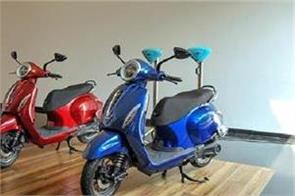 bajaj chetak electric s bookings suspended heres why