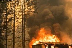 oregon wildfire destroy