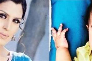 kimi verma shares her second daughter cute picture