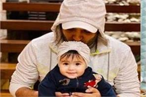 kapil sharma shares his daughter anayra new pics