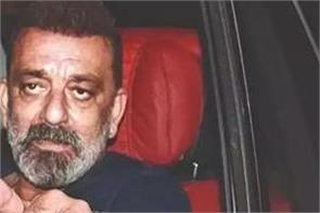 sanjay dutt resumes shamshera shoot  will resume