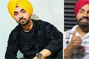 punjabi artists including diljit and ammy came forward for the rights of farmers