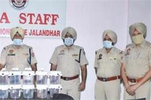 7 peoples arrested with weapons jalandhar police