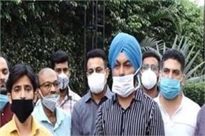 amritsar  physiotherapist  doctors  morcha