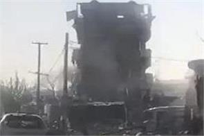 afghanistan  amrullah saleh  deadly attack