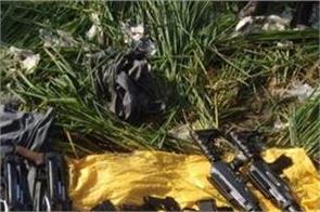 bsf india pakistan border weapons firozpur