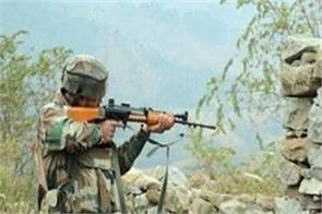 pakistan jammu and kashmir poonch border areas firing