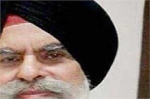 amritsar  shiromani committee  former secretary  harcharan singh  passed away