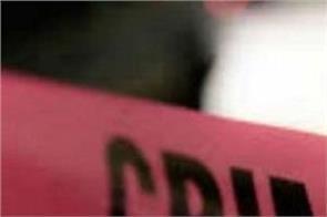 uttar pradesh a retired teacher murdered in the temple