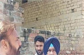 department of sewerage axion water dharna shri muktsar sahib