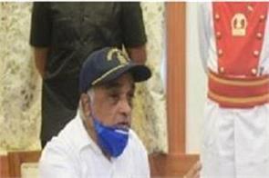 maharashtra uddhav thackeray navy officer governor meeting