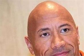 dwayne johnson and family tested positive for coronavirus