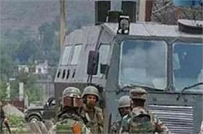 jammu and kashmir budgam lashkar 4 terrorists arrested