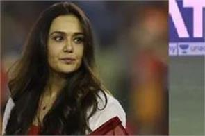 dubai  ipl 2020  umpire  wrong decision  pretty zinta  big statement