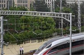 country bullet train delhi amritsar route railway