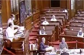 corona virus rajya sabha adjourned venkaiah naidu