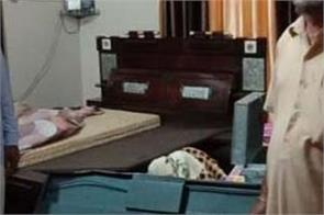home robbery case in hoshiarpur