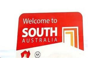 south australia  border