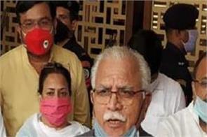 haryana manohar lal khattar covid 19 mask guidelines