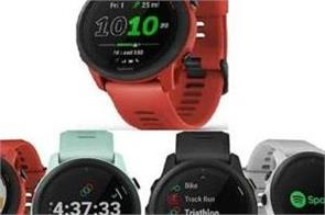 garmin forerunner 745 smartwatch launched with up to 7 days battery life