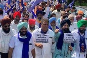 bahujan samaj party protest