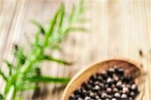 black pepper  joint pain  blood pressure   benefits