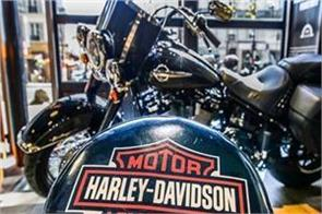 harley davidson closes business in india