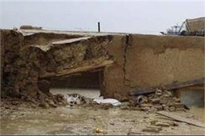 afghan official  death toll from week of flooding at 190
