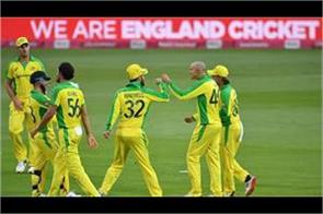 t 20 ranking  australia won the last match and became no  1