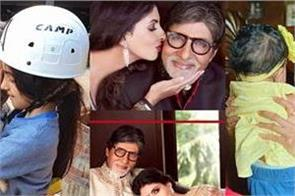 bollywood celibrities celibrate daughters day
