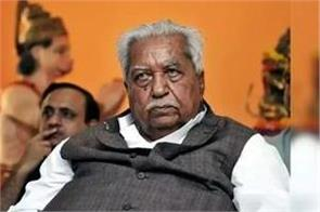 former gujarat chief minister keshubhai patel found corona positive