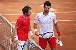 the title fight will be between djokovic and shortzman